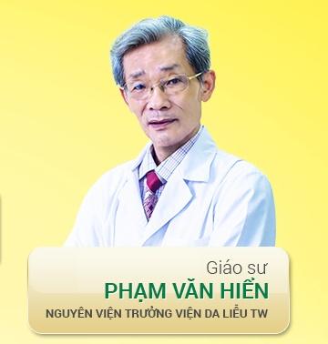 Giáo Sư Phạm Văn Hiển